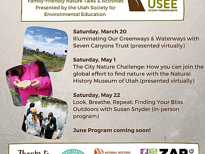 Explore Your Outdoors! with USEE this Spring