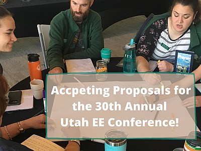 Utah EE Conference - Submit a Proposal Today!